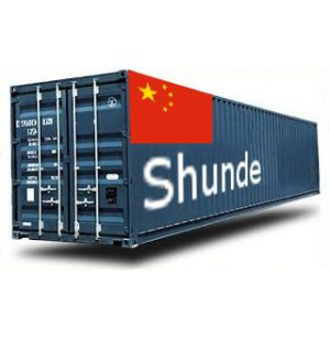 CHINE-Shunde (Rongqi) depuis la France GROUPAGE MARITIME