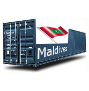 MALDIVES-MAHE depuis la France GROUPAGE MARITIME