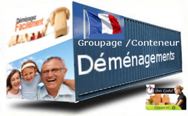 Container Déménagement